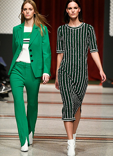 Runway Berlin Fashion Week, Marc Cain Autumn/Winter 2019/2020 ©Marc Cain