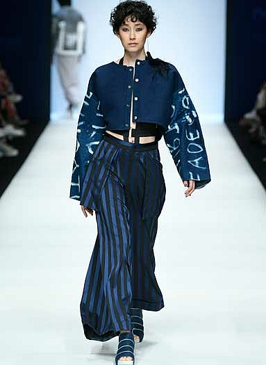 Neonyt Show ©Stefan Knauer GettyImages for MBFW