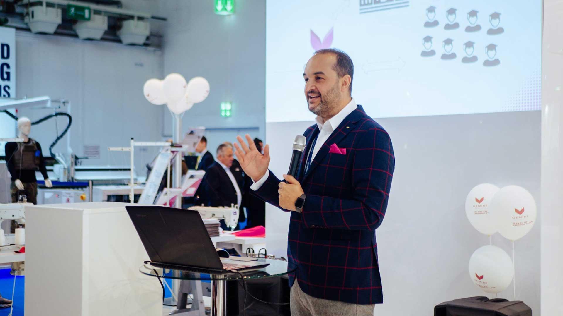 Traian Luca, CEO von Gemini CAD Systems © Traian Luca