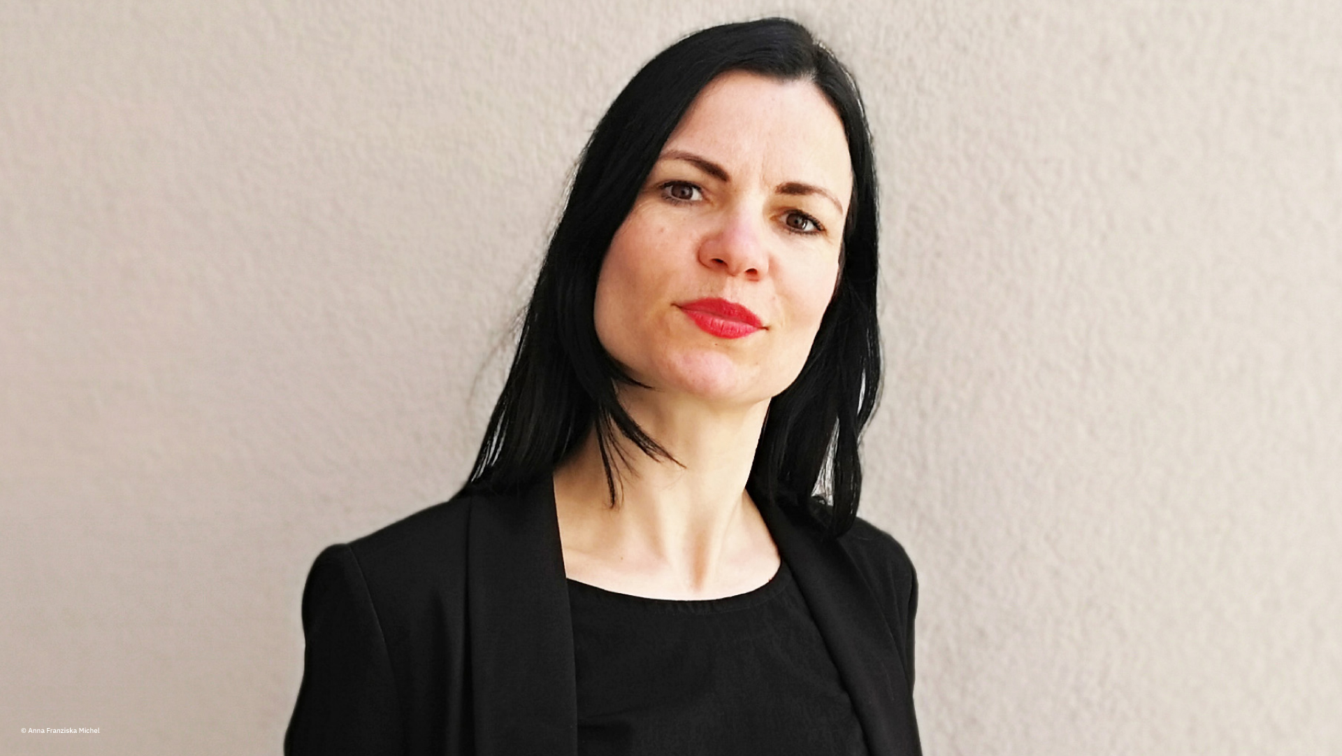 Anna Franziska Michel, CEO & Founder von YOONA Technology